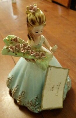 """Josefs Originals The Courtship 8"""" Figure with Tag"""