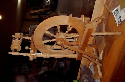 Ashton Traveller Spinning Wheel