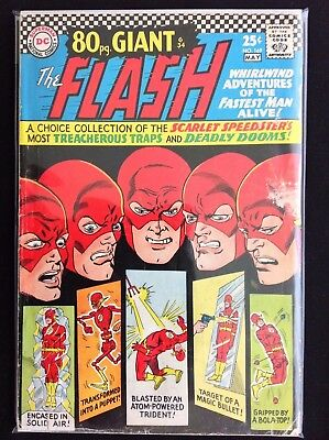 FLASH #169 Lot of 1 DC Comic Book - 80 Page Giant!