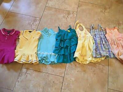 toddler girl clothes 3t-4t Dresses Lot