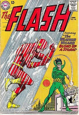 The Flash #145 (June 1964, DC)