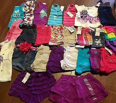 HUGE TCP Baby Girl 6-9 m Summer Lot Set Outfit! LOoK!! $351 RV!