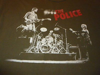 The Police Tour Shirt ( Used Size 2XL ) Nice Condition!!!