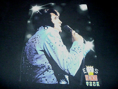Elvis 2003 Tour Shirt ( Used Size L ) Nice Condition!!!