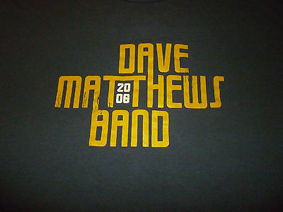 Dave Matthews Band 2006 Tour Shirt ( Used Size M ) Very Good Condition!!!