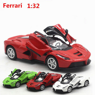 La Ferrari 1:32 Alloy Diecast Model Cars Collection & Gifts Red