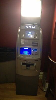 ATM Newest Version Software. 1K dispenser with cassette. Topper included NonEmv