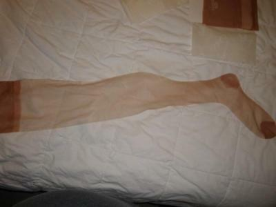 VINTAGE NYLON stockings/hose NEW in box 11 pair VERY SILKY & SEXY soft smooth