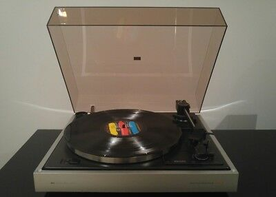 Philips Synchro Fully Automatic Belt Drive Turntable (Germany)