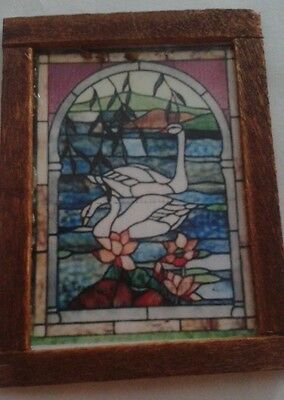 Dolls House A Swan Picture