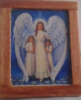 Dolls House Guardian Angel Picture
