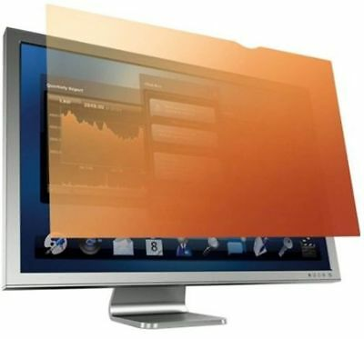 """3M Wide Gold Privacy Filter - For 14.1"""" Monitor - 304mm x 190mm"""
