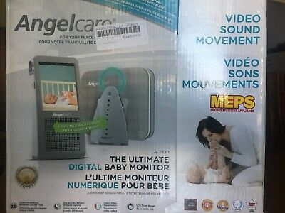 Angelcare AC1100 Digital Video Movement & Sound Monitor
