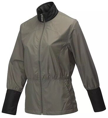 Callaway Gunmetal Golf Women's Wind Breaker/Jacket Small RRP £55