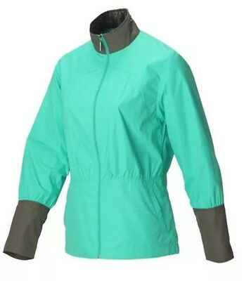 Callaway Green Golf Women's Wind Breaker/Jacket Small RRP £55