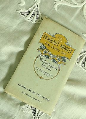 1927 The Fragrant Minute