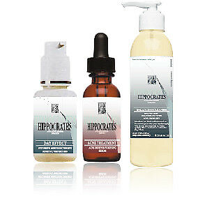hippocrates acne and aging lotions