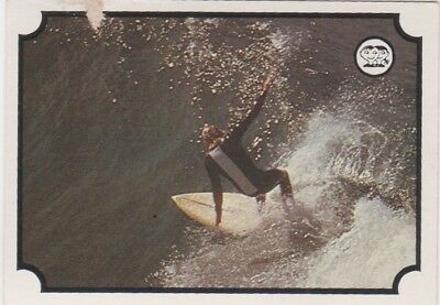 Scanlens Cards Surfboard Action Series #10
