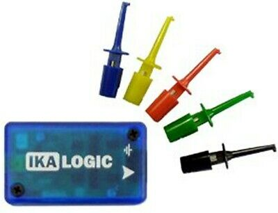 IKALogic Scanalogic-2 Logic analyzer and signal generator