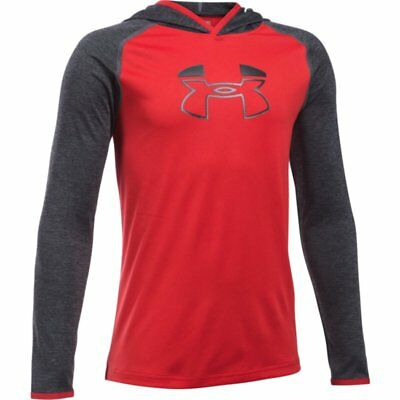 Under Armour Tech Block Hoody - NEU - 1290320-600