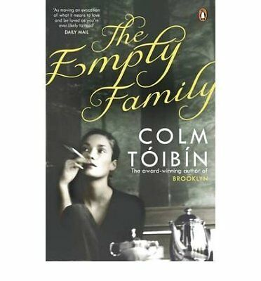 Empty Family by Colm Toibin New Paperback Book