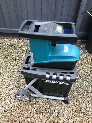 bosch axt 2000 hp garden chipper mulcher shredder picclick uk. Black Bedroom Furniture Sets. Home Design Ideas