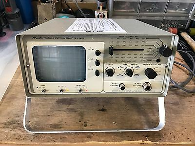 AVCOM Portable Spectrum Analyzer Model PSA-35 & Carrying Case!