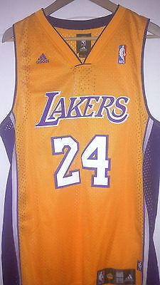 Jersey L.A LAKERS #24 KOBE TAILLE L