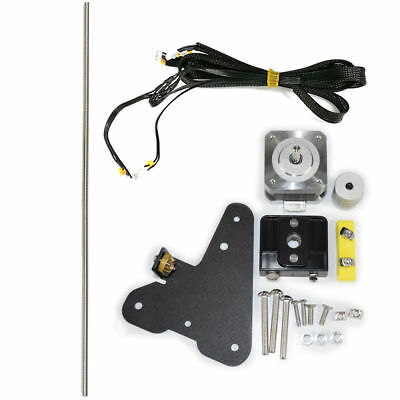 Dual Z axis Upgrade Kits for CR-10 T lead screws with motor 300*300*400mm