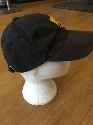 Porsche Baseball Cap Genuine Used Trashed But Washed Supercar 911 Boxter GT2 GT3