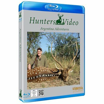 Argentina Adventure / Hunters Video Nr. 83 Blu-Ray