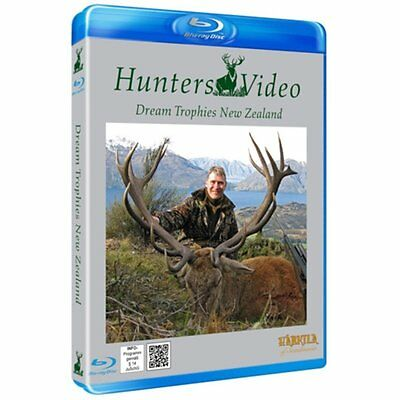 Dream Trophies New Zealand / Hunters Video Nr. 68 Blu-Ray