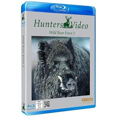 Wild Boar Fever 2 / Hunters Video Nr. 66 / Blu-Ray NEW