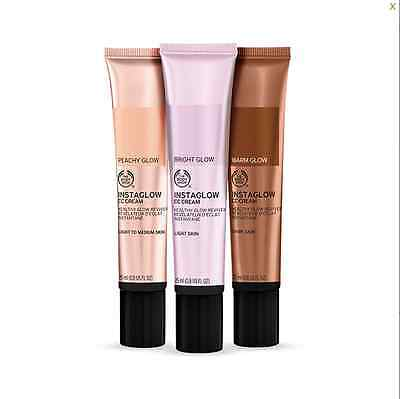 The Body Shop Instaglow CC Cream 25ml Brand New