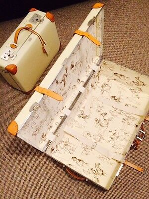 Perfect Gift Authentic HERMES Suitcase Faubourg Express Trunk Limited Edition