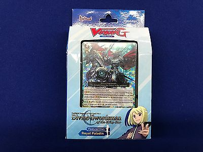 Cardfight! Vanguard G-TD02: Divine Swordsman of the Shiny Star Trial Deck Sealed