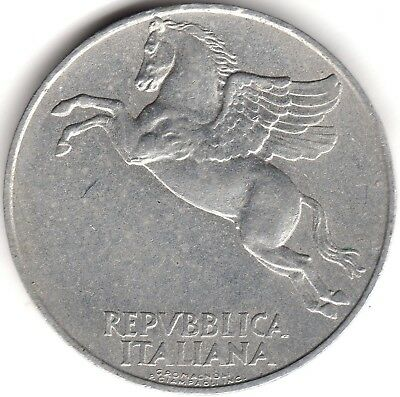 1948 Italy 10 Lire***Collectors***Better Date***