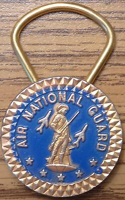 Vintage Air National Guard Keychain