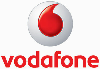 Vodafone UK SIM card - ideal for your UK or EU travel