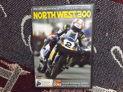 2003 North West 200 Official Review - Region 0 Dvd