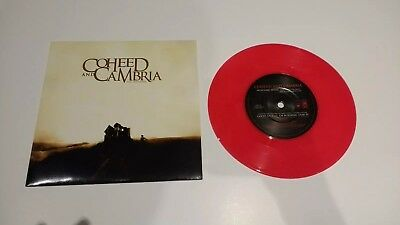 """Coheed and Cambria - The Suffering 7"""" vinyl"""