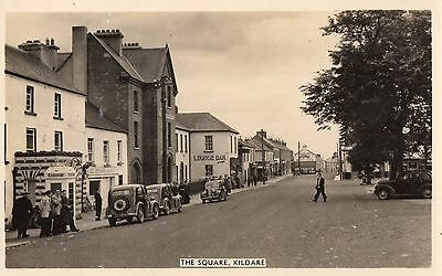 THE SQUARE KILDARE IRELAND RP POSTCARD by CARDALL LTD