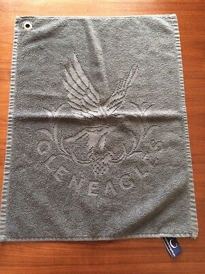Gleneagles Golf Towel and valuables pouch