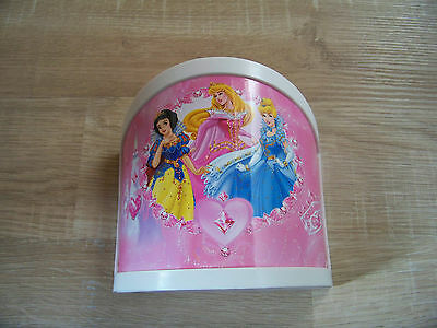 DISNEY - PRINCESS - night lamp / nachtlamp