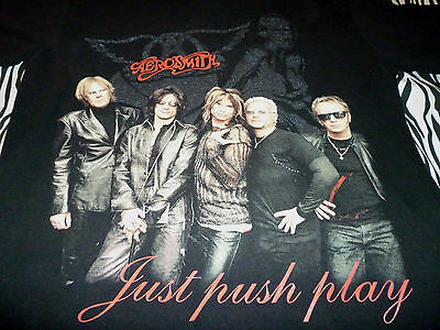 Aerosmith 2001 Tour Shirt ( Used Size M ) Nice Condition!!!