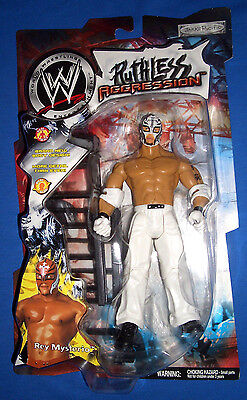WWE Ruthless Aggression Series 1 Rey Mysterio Figure Jakks not mattel