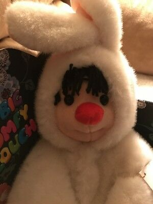Big Comfy Couch Molly in Bunny Suit  *New in Box*