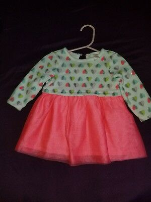 baby girl clothes 3-6 months dress
