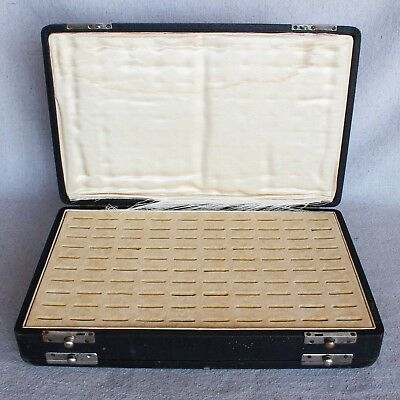 Antique French E. Dardel Paris 200 Ring Holder Salesman's Jewelry Display Case