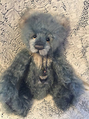 Charlie Bears Napoleon 2015 Isabelle Mohair Collection FREE US SHIP